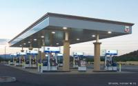 <p>Ground-up Chevron Branded site featuring Wayne OvationTM Dispensers located in Tuscon, Arizona.</p>