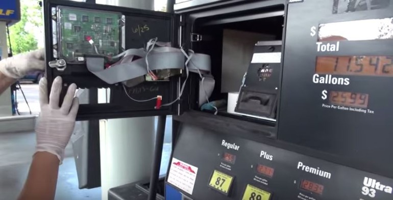 Secure Your Forecourt - Lock-out Credit Card Skimmers