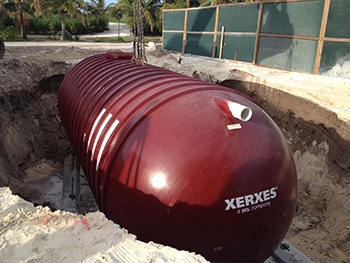 Underground Service Tanks: Implementation Schedule for 2015 requirements in Non-SPA States.
